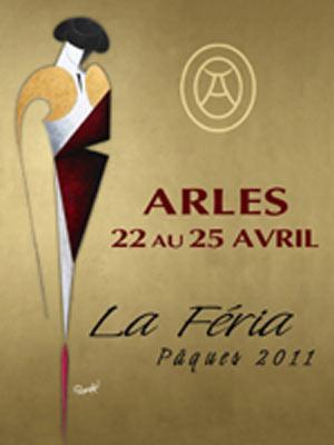 Feria d'Arles Pâques 2011 sur Tororecuerdo